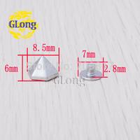 Клепки для одежды GLong 1000 6 Leathercraft #gz026/66s + B3S GZ026-66S+B3S