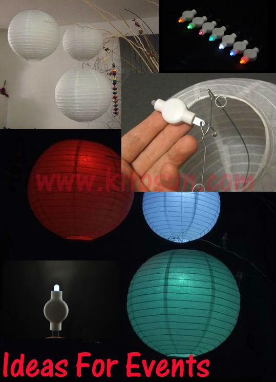Colorful mini LED party decoration, wedding ballon light(China (Mainland))