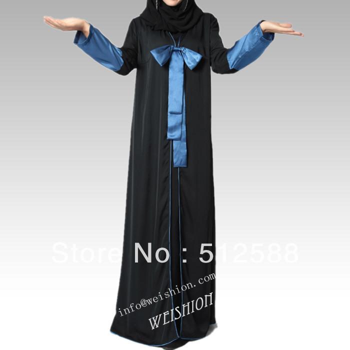 Cristal Duba Style Stock Arabie Abaya Femmes