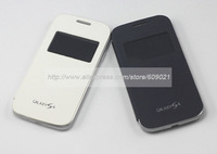 new S4  semi-smart cell phone resistive touch screen fashion cheap mobile phone  I9500 unlock