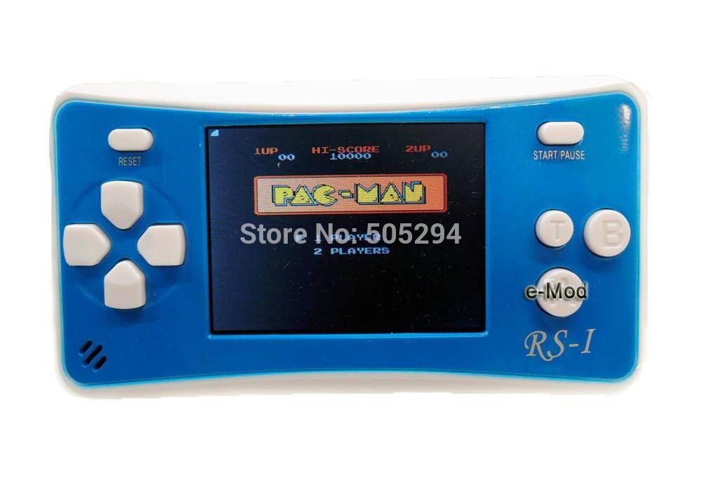 Портативная игровая консоль GAMEPRINCE 8/2.5 lcd 150 x Blue-25-152in1 игровая консоль sony playstation 4 slim с 1 тб памяти игрой destiny 2 cuh 2108b черный