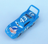 Free Shipping 100% Original !  1:55 Scale #43 THE KINGP Pixar Cars Diecast Metal Car Toy Loose In Stock Figure Toy !