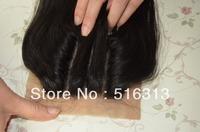 3 way parting virgin peruvian hair silk base closure invisible hidden knots natural scalp freeshipping
