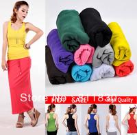 SALE Women tops 2014 new fashion tops&tee women clothing woman sexy cotton tank top women casual vest  t shirt sport