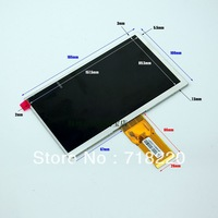 7 inch 50pin HD LCD for KNC 706 Tablet PC Display screen 1024*768