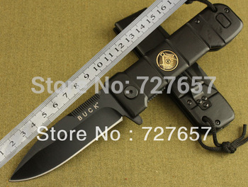 Buck B35 Military Knives Outdoor Camping 21cm Tactical Combat Knives+Free Shipping