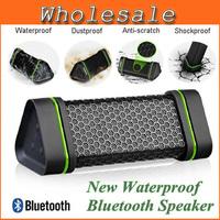 2014 Latest Portable Wireless Bluetooth Speaker A2DP 4W Stereo Outdoor Speaker ER151Waterproof Dustproof Anti-scratch Shockproof