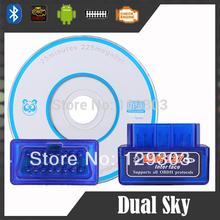 2014 мини ELM327 Bluetooth интерфейс OBD2 диагностический прибор OBD адаптер Scantool для Andriod ELM 327 автомобиля диагностический прибор диагностический сканер(China (Mainland))