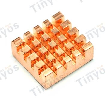 Copper Heatsink For Raspberry PI 10PCS