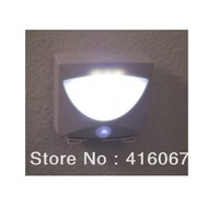 NEW ARRIVAL indoor & outdoor MIGHTY LIGHT LED Easy peel stick or screw install 60pcs/lot