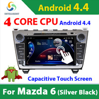 Capacitive screen optional 2din android 2.3 Car DVD Player car DVD gps for Mazda 6 2008 2009 2010 2011 2012 with 3G WIFI GPS