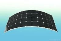 Flexible solar panel 135W for boats,yacht , 12v&24v battery system