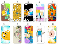 2013 new design wholesale 20pcs/lot Adventure Time hard  case back cover for iPhone 5 5th+free shipping