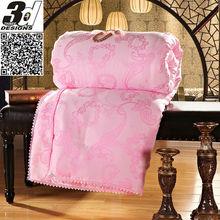 Fast shipping 3KG Winter/Autum handmade 100% pure mulberry silk quilt/duvet/comforter queen size 200*230cm silk quilt(China (Mainland))