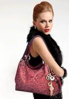 New arrival. Special Offer Genuine Leather Restore Ancient Inclined Big Bag Women Cowhide Handbag Bag Shoulder
