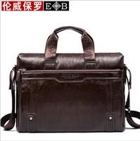 Hot sale!! Men Business Briefcase Handbag men shoulder bag/laptop bag,free shipping