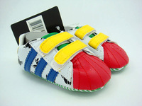 SanFu---A009 Unisex baby colors first walkers sneakers shoes home kids shoes size 2 3 4 in US free shipping