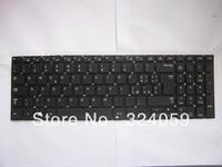 Free Shipping For samsung 355v5c 350v5l it black laptop keyboard