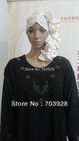 New Muslim abayas Islamic clothes Muslim clothes100%high quality 6-28