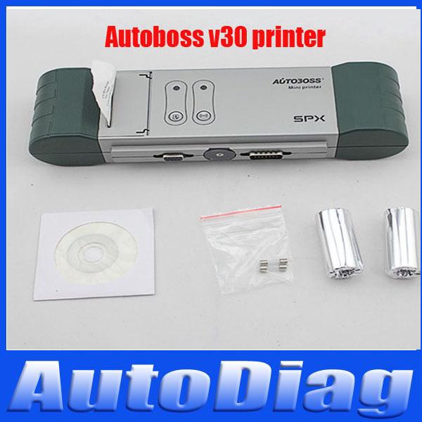 Super Autoboss V30 Miniprinter,the professional printer for autoboss v30 auto scanner(China (Mainland))
