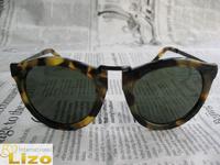 Women 2013 New Arrival High Quality Original Glass Lens Brand Designer Sunglasses Harvest