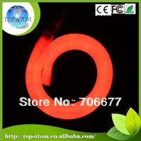 20m/bag, white jacket, many colors can be choosen, 110V, 220v, Work for disco, CE RoHS, Red LED Tube Light