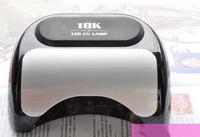 Black, White High Power 18K LED Light 45W 110V- 120V, 220-240V with USA/Euro/Aust Plugs