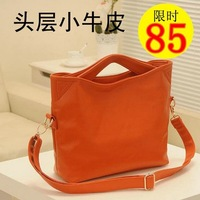New !! 2013 Summer fashion women's handbag  bag genuine leather bag one shoulder handbag messenger bag  Free shipping  B2992