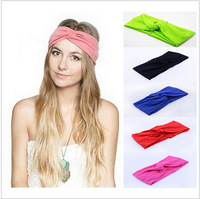 10pcs/lot, 2014 Hot Sale! Mulitfunctional Fabric Seamless Bandanas, Turban Headband, Headscarf for women, Wholesale, TJ13003