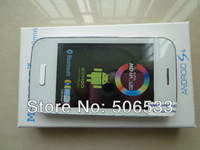 HK post / SG 2013 mini S4 smartphone cell phone 3.5 Inch Capacitive Screen Android 4.1.1 256M RAM SC6820 1.0GHz free shipping