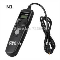 33.5 inch cord TC-N1 Timer Remote Cord Shutter Release for Nikon D200 D300 D700 D100 D1 D1h D1x D2 D2H D2Hs D2X D3 D3X