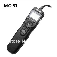 MC-S1 Timer Remote Cord Shutter Release for Sony ALPHA A900 A700 A350 A300 A200 A100 RM-S1AM