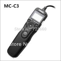 MC-C3 Timer Remote Cord Shutter Release for Canon 10D 20D 30D 40D 50D 1DS MARK II 5D MARK II 7D