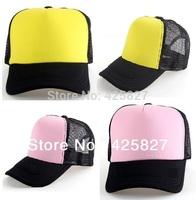 11 Speical Colors Unisex Classic Trucker Baseball Golf Mesh Cap Hat