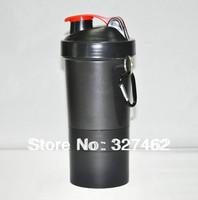 The new Multi-Functional Protein Powder Shake Bottle   High-grade Water Bottle  Sports Fitness  Bottle