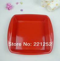Silicone Forms/molds  For Cake Muffin Pan Bakware -Square Cake Pan Mould(FDKP-2043HA)