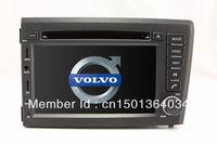 "7"" 2-Din InDash Auto DVD Player for Volvo S60/V70 2001-2004 with GPS Navigation Bluetooth TV RDS Nav Radio USB Stereo Audio"
