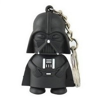 H104 4GB 8GB 16GB 32GB 64GB Full Capacity Cartoon Cute Star Wars Darth Vader Model USB 2.0 Memory Flash Pen Drive Car/Thumb/Pen