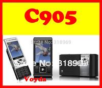 Original Sony Ericsson C905 Unlocked Mobile Phone Quad-Band 8MP Camera Support Russian Keyboard