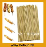 Hot Sale 45cmx5mm BBQ Bamboo Sticks