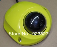 1080P Onvif 2.0MP IP Metal Dome Camera IP67 Waterproof IP Camera