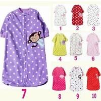 Free Shipping Carter Air cotton child sleeping bag thin design baby vest sleeping pad anti tipi Baby Sleeping Bags