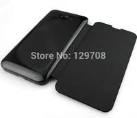 Hight Quality Battery Housing Flip PU Leather Back Case Cover for Xiaomi 2 2S Xiaomi2 M2 Mi2 Mi2s  1pcs/lot