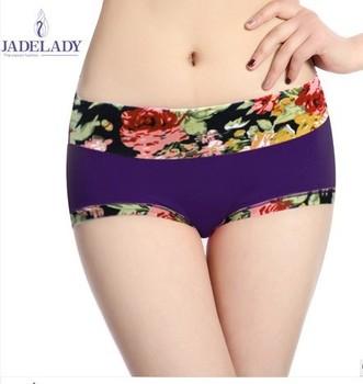 Seamless underwear sexy lady waist abdomen hips, better than cotton