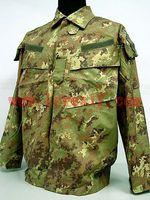 Loveslf Italian military uniform army woodland uniform with Free shipping