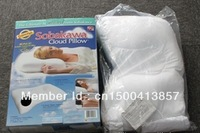 free shiping,sobakawa cloud pillow ,Original Sobakawa Cloud Pillow for Restful Sleeping