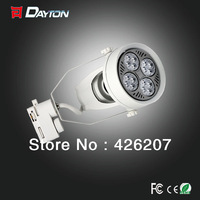 Free Shipping Hot sale and high power Osram 35W led track light, led track spot light,led track lamp,led tracking light