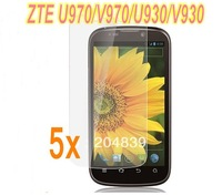 Screen protector films  for ZTE Grand X U970 V970 U930 V930  smartphone
