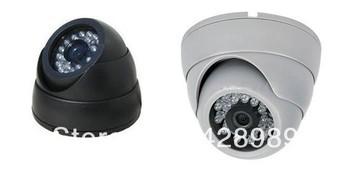 """420TVL 1/3"""" Sony Sensor CCD IR Secure Eye CCTV Camera 24 LEDs IR 20m IR Array Surveillance CCTV Camera  And Network Camera"""