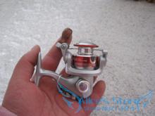 metal fishing reel promotion